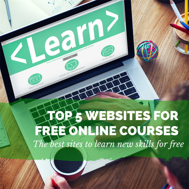 Anyone know online websites that offers free education?