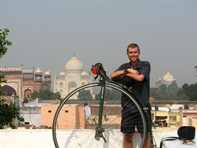 Penny Farthing World Tour