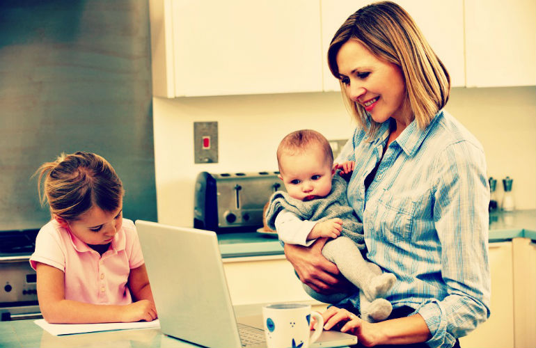 The advantages and disadvantages of working from home
